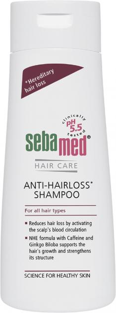 Шампунь Sebamed против выпадения волос