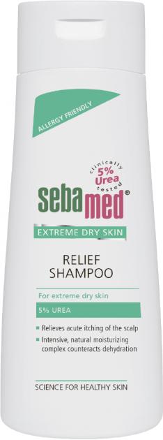 Шампунь Sebamed для дуже сухого волосся з 5% сечовиною