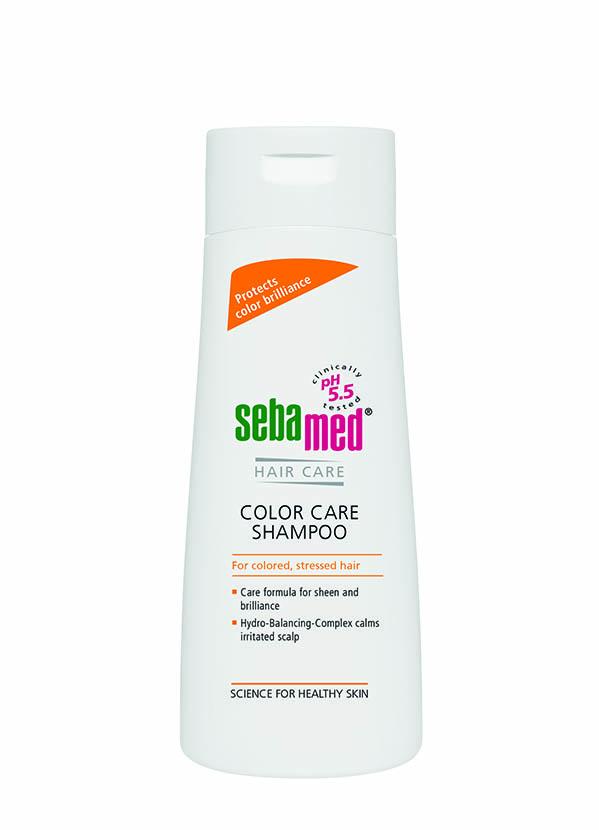 Шампунь Sebamed для захисту кольору волосся